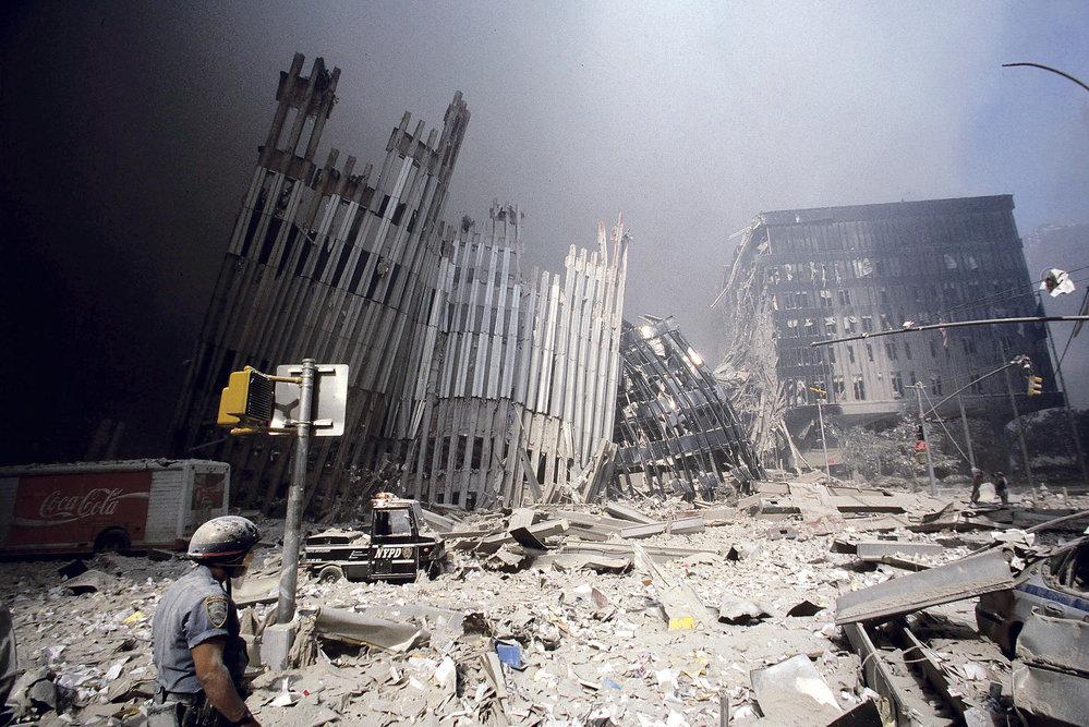 Po dominantě města zbyly jen trosky