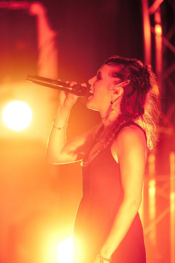 Zaz Francie zpěvačka DVD Sans Tsu Tsou 2011