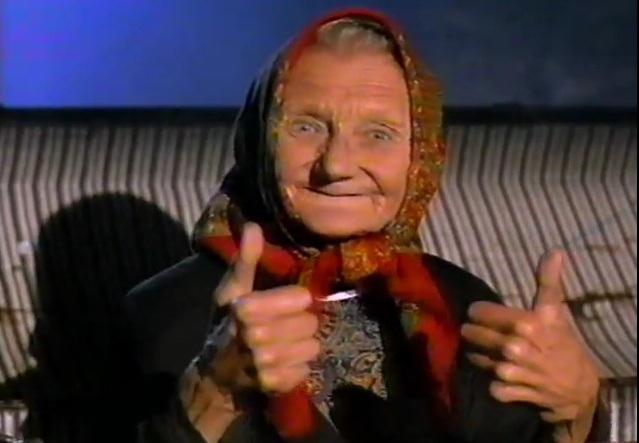 Valerie Kaplanová alias Bába Tutovka.