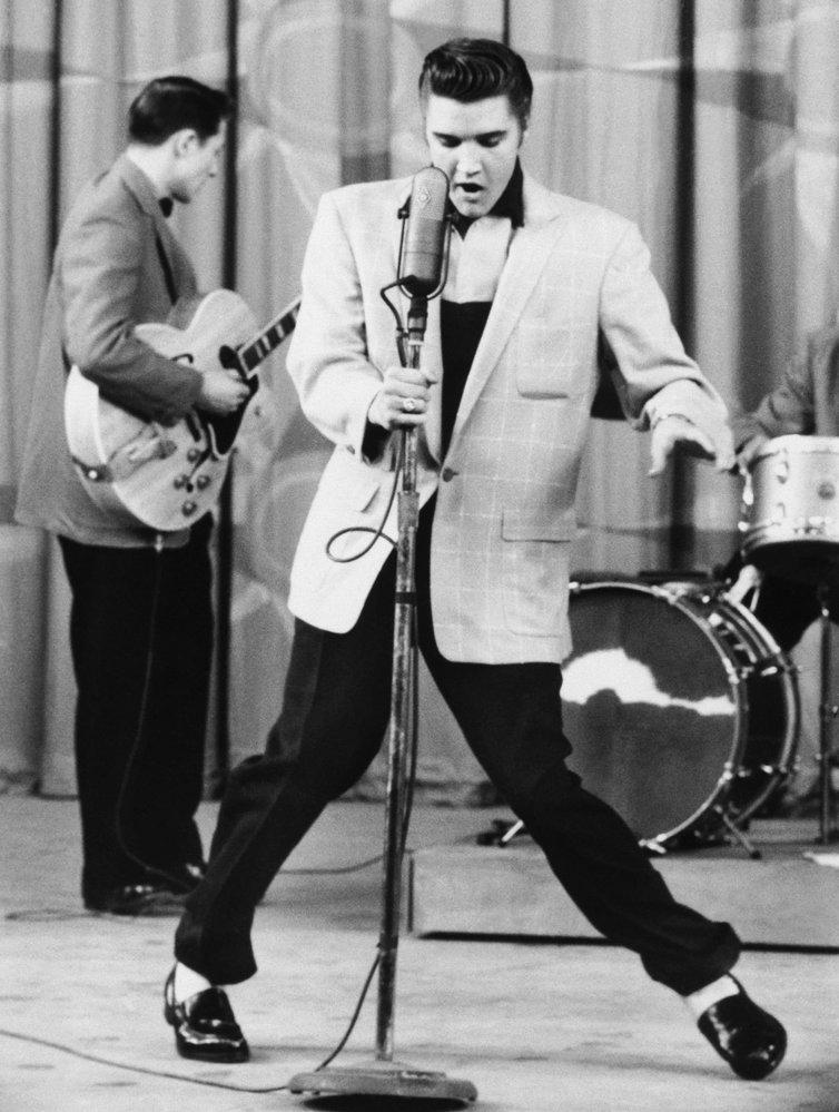 Říkali mu Elvis Pelvis (latinsky pánev). Uměl totiž skvěle kroutit boky.