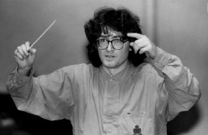 1986 - V dobách největší slávy dirigoval po celém světě.