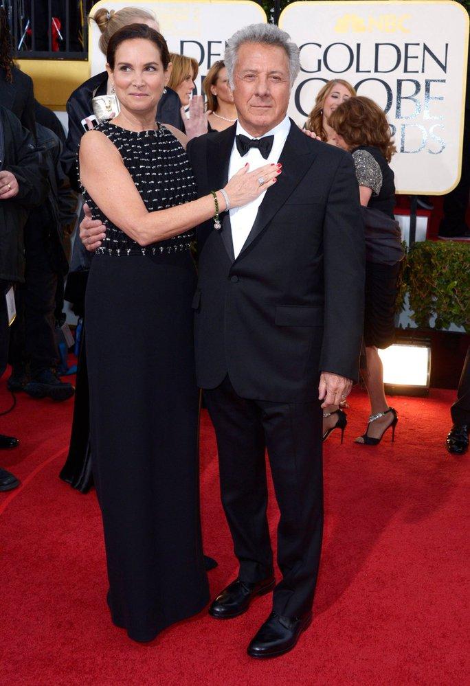 Zlaté glóby 2013: Nechyběl ani Dustin Hoffman