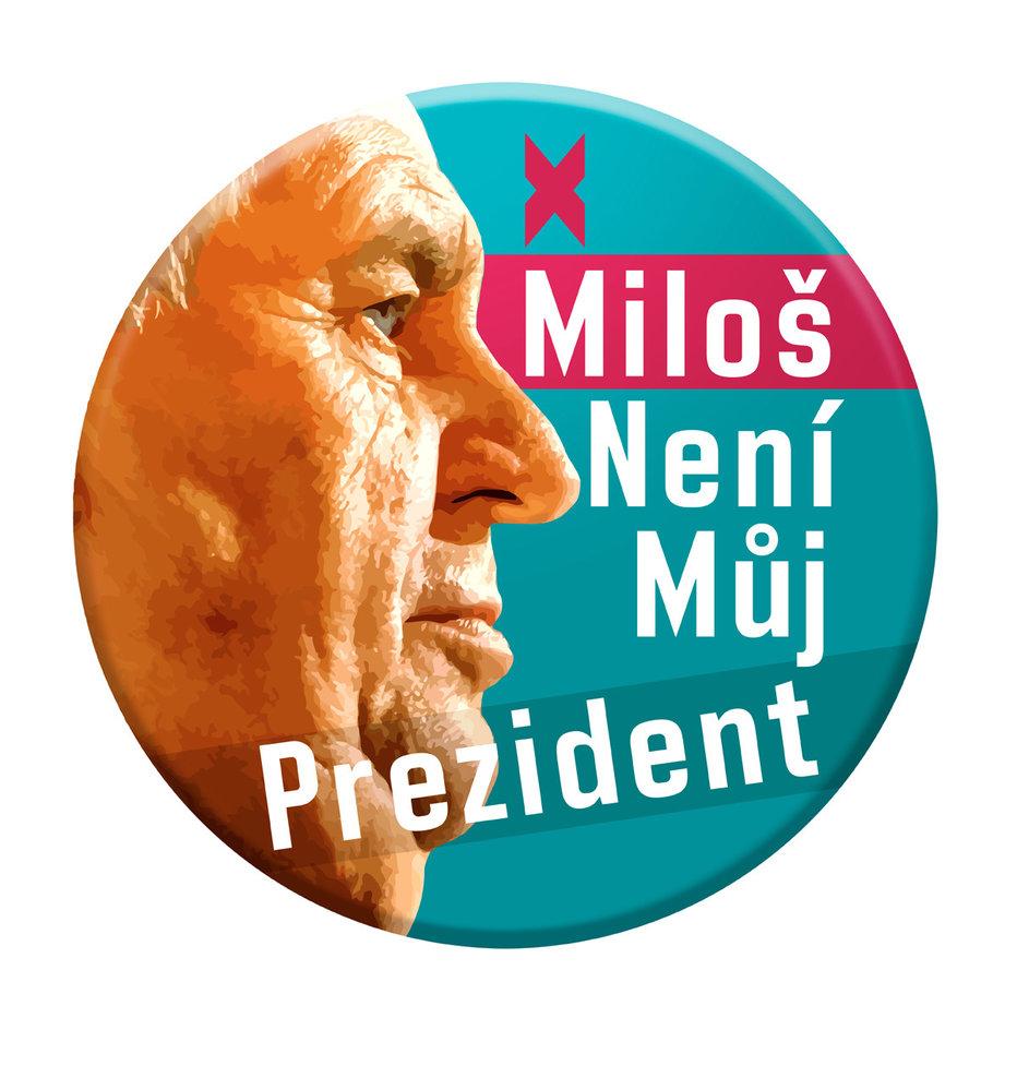 Miloš není můj prezident