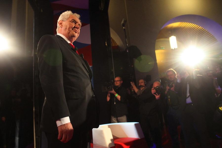 Anabáze prezidentských kandidátů před druhým kolem voleb