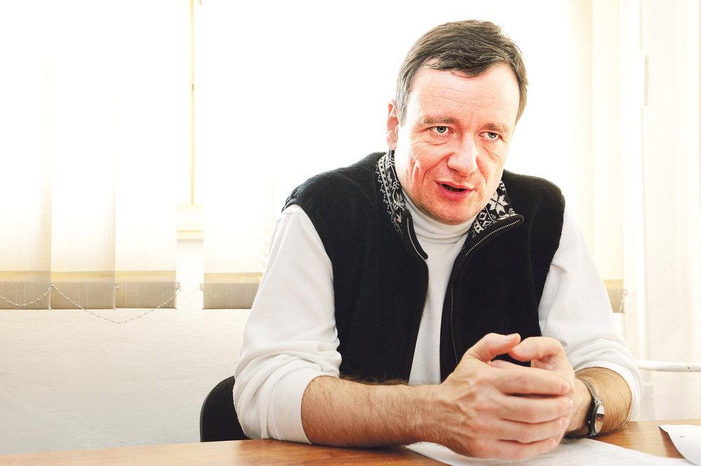 David Rath ve vazbě (2013).