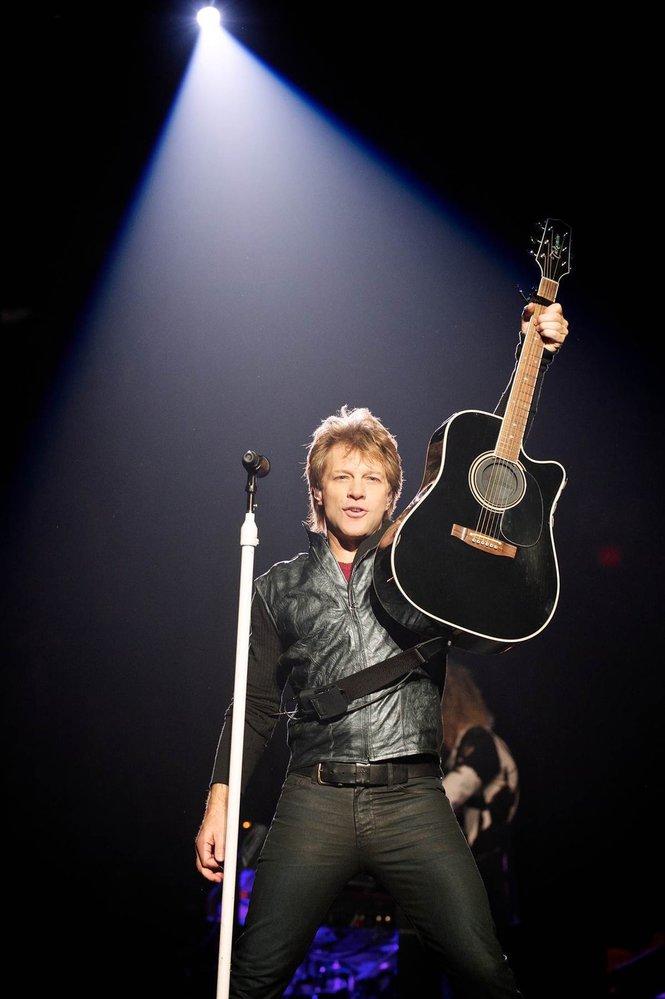 Bon Jovi vystoupí 24. června v Praze