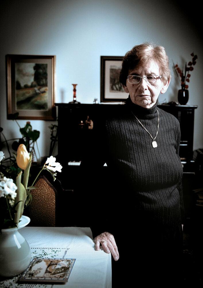 Dagmar Lieblová:  Mamince bylo třiačtyřicet, sestře dvanáct let …
