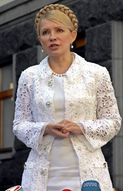 Julie Tymošenko v roce 2006