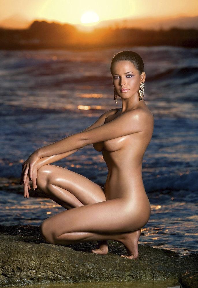 Pěkné fotografie nahých žen