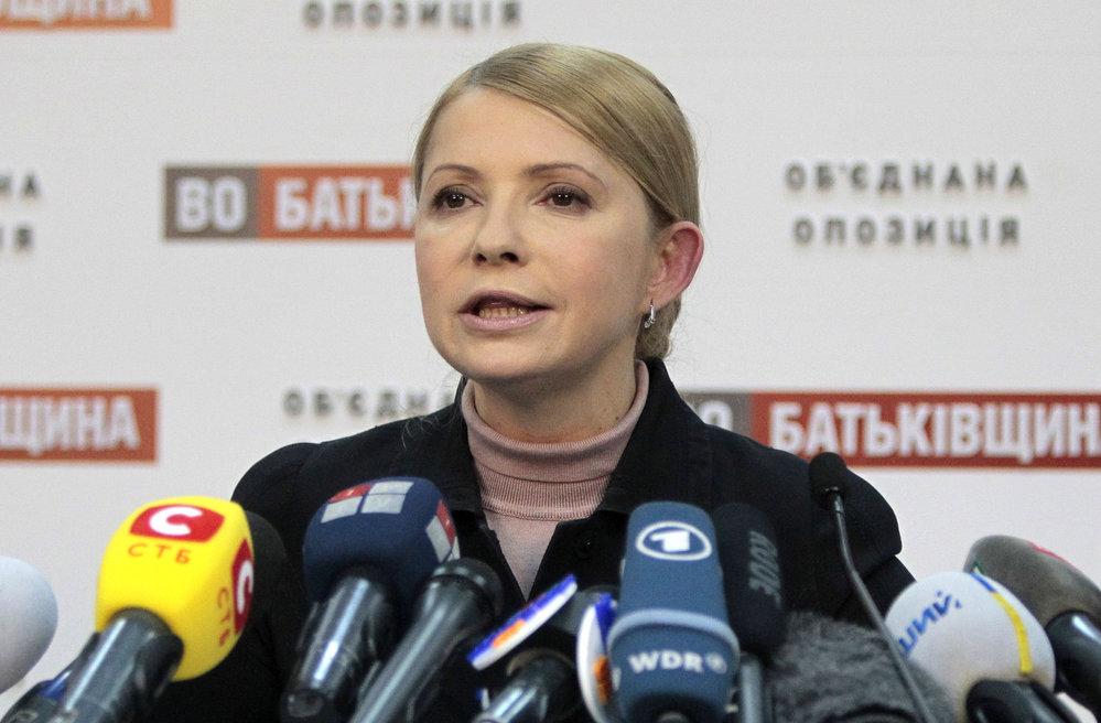 Julija Tymošenková: Budoucí ukrajinská prezidentka?