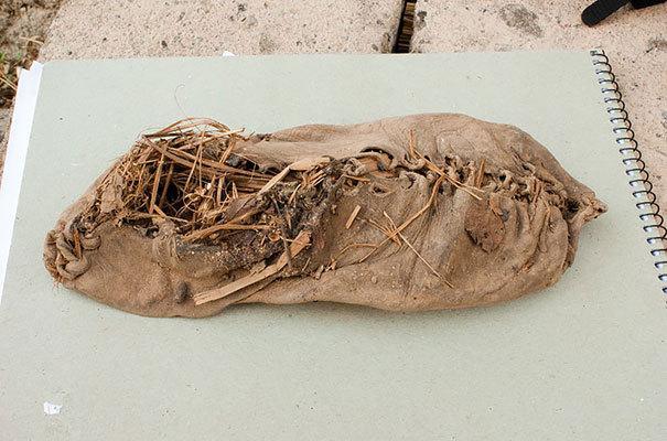 Boty, 5 500 let