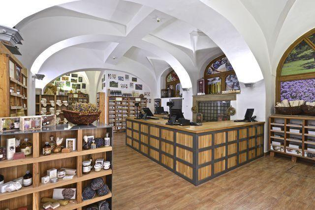 Prodejna Botanicus