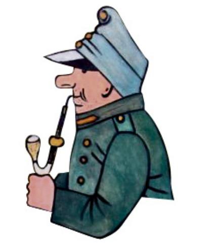Švejka ilustroval Josef Lada.