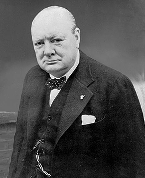 Winston Churchill, získal od prezidenta Miloše Zemana Řád Bílého lva za zvlášť vynikající zásluhy ve prospěch České republiky (In memoriam)