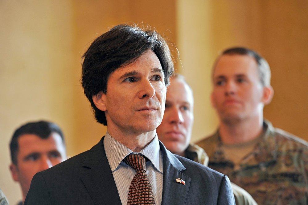 Americký velvyslanec Andrew Schapiro