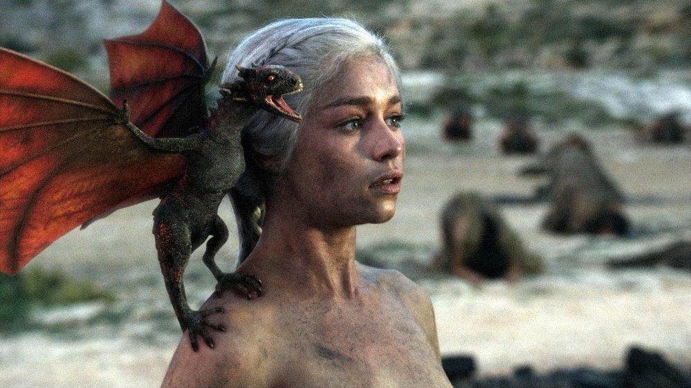 Game of Thrones / Hra o trůny