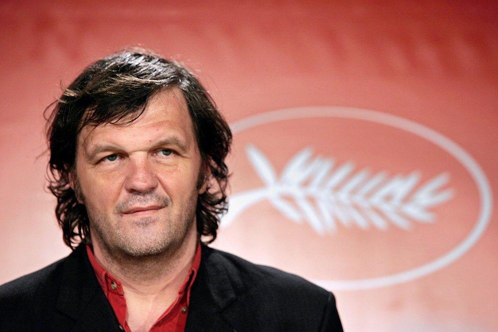 Emir Kusturica, dvojnásobný vítěz Zlaté palmy.