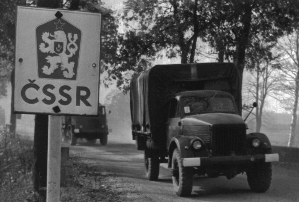 Před 50 lety vtrhla vojska Varšavské smlouvy do Československa.