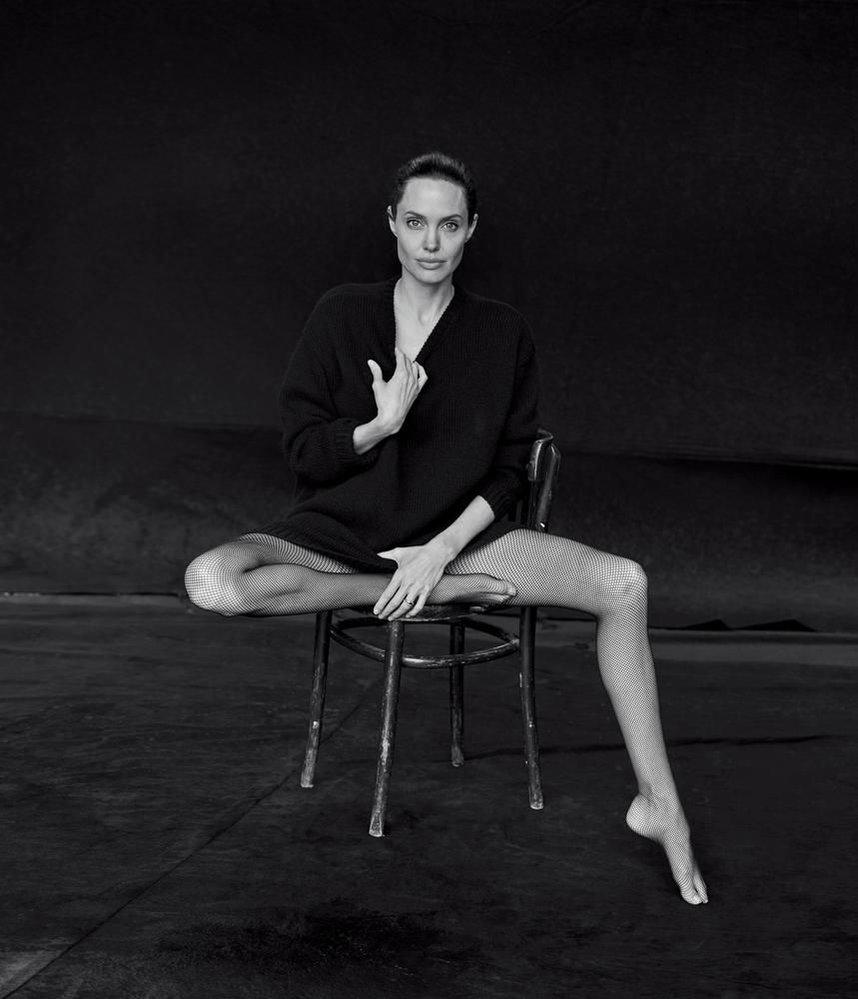 Nové fotografie Angeliny Jolie