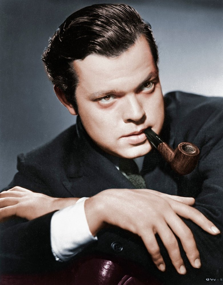 Orson Welles v roce 1942.