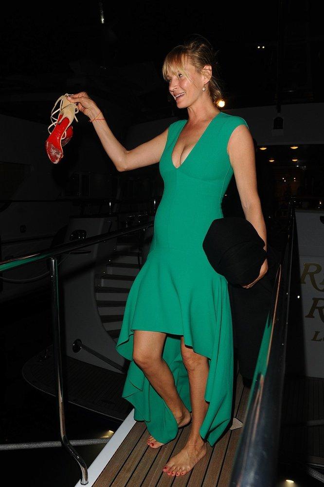 Celebrity, co to přehnaly s alkoholem: Uma Thurman