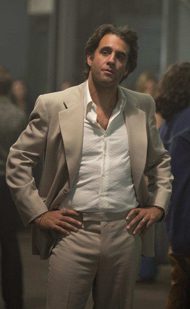 Bobby Cannavale jako Richie Finestra