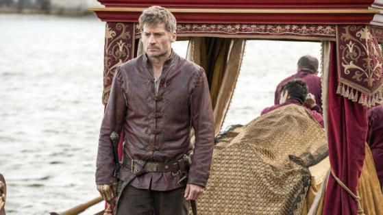 Nikolaj Coster-Waldau jako Jaime Lannister ve Hře o trůny.