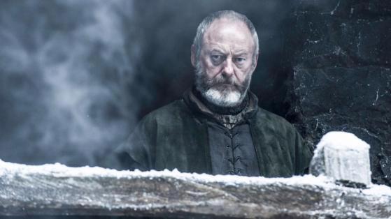 Hra o trůny: Liam Cunningham v roli Davos Seaworth.