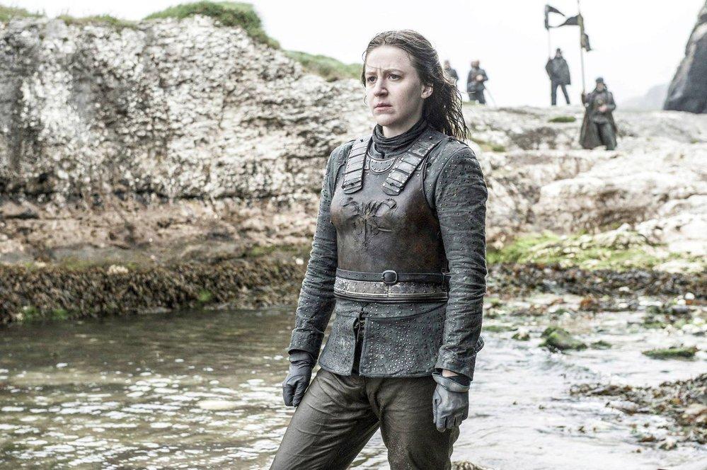 Hra o trůny: Gemma Whelan jako Yara Greyjoy