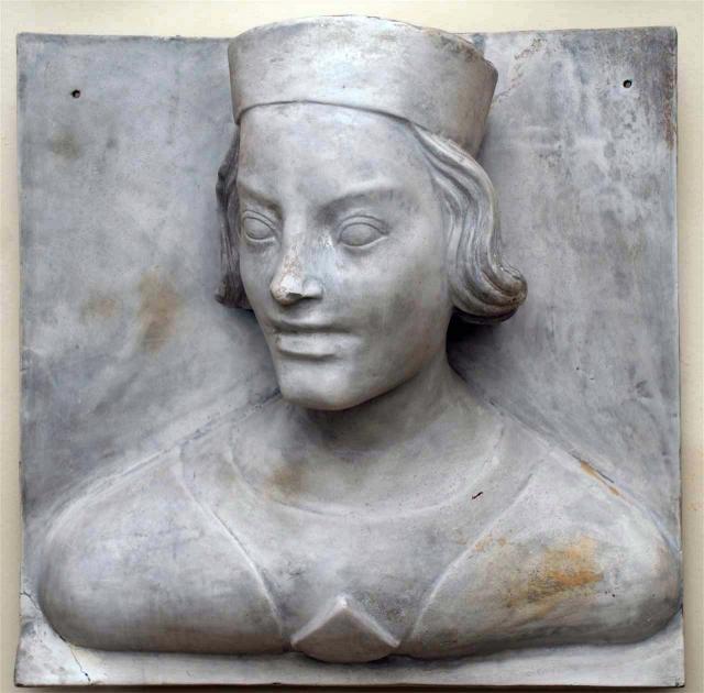 Václav IV. ve sv. Vítu