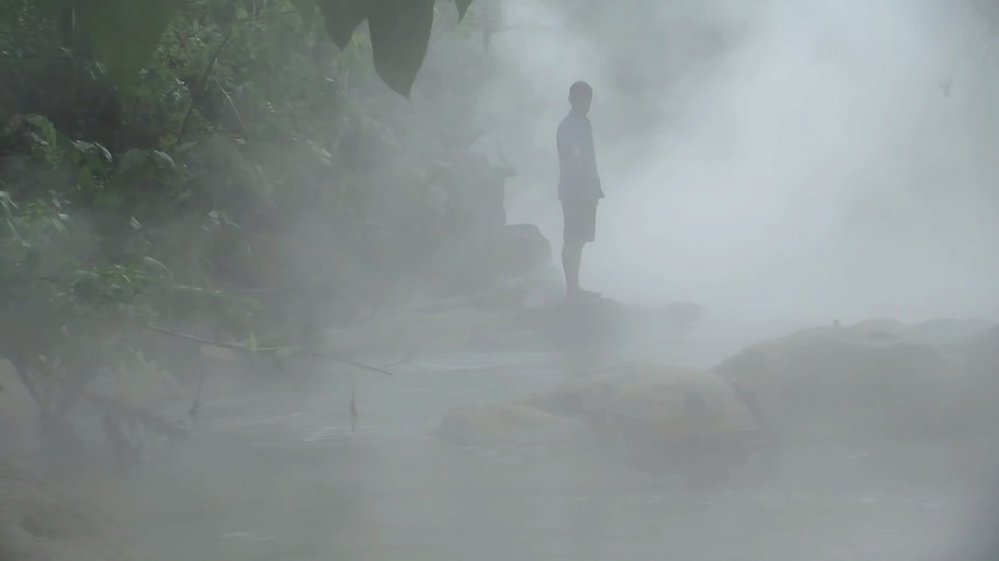 V srdci Amazonského pralesa se nalézá vroucí řeka.