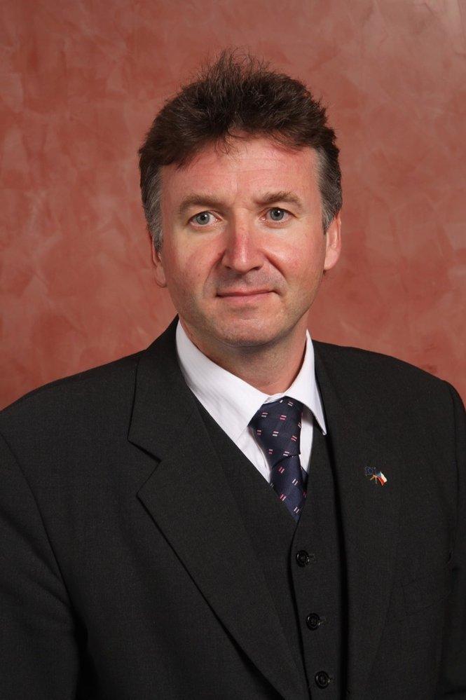 Milan Kubek, předseda Lékařské komory ČR.