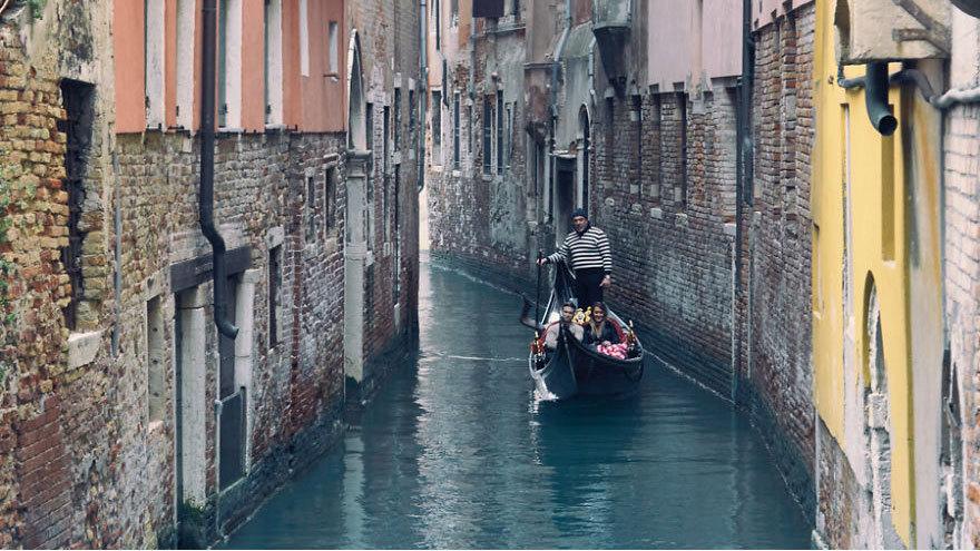 Chystáte se na romantický výlet do Benátek?