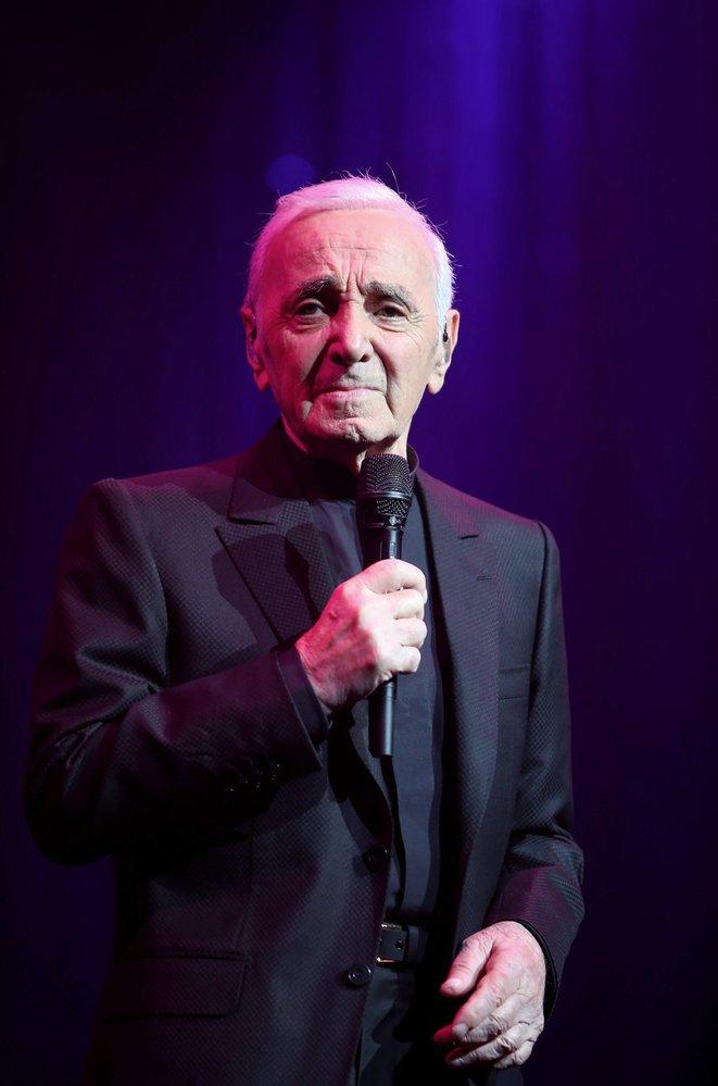 Za dva měsíce bude Aznavourovi 92 let.