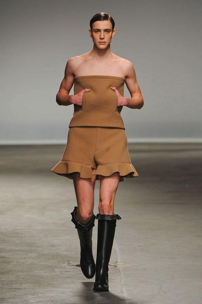 Nejodvážnější módní kreace