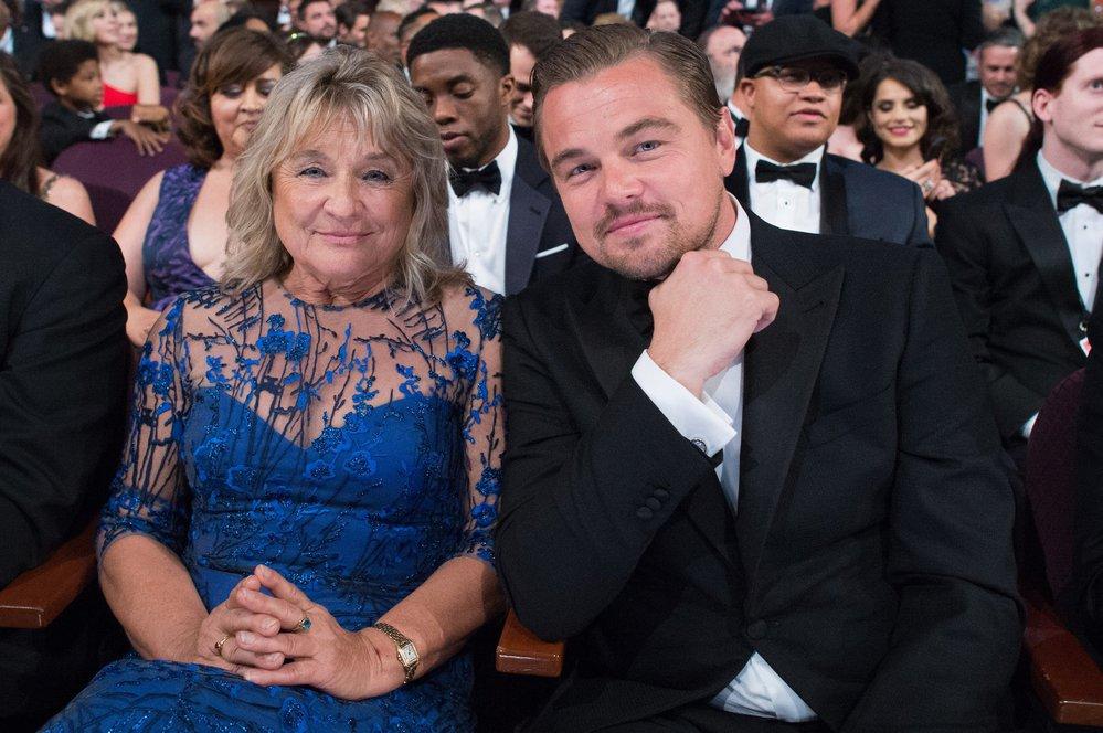 Leonardo DiCaprio (41) a matka Irmelin Indenbirken