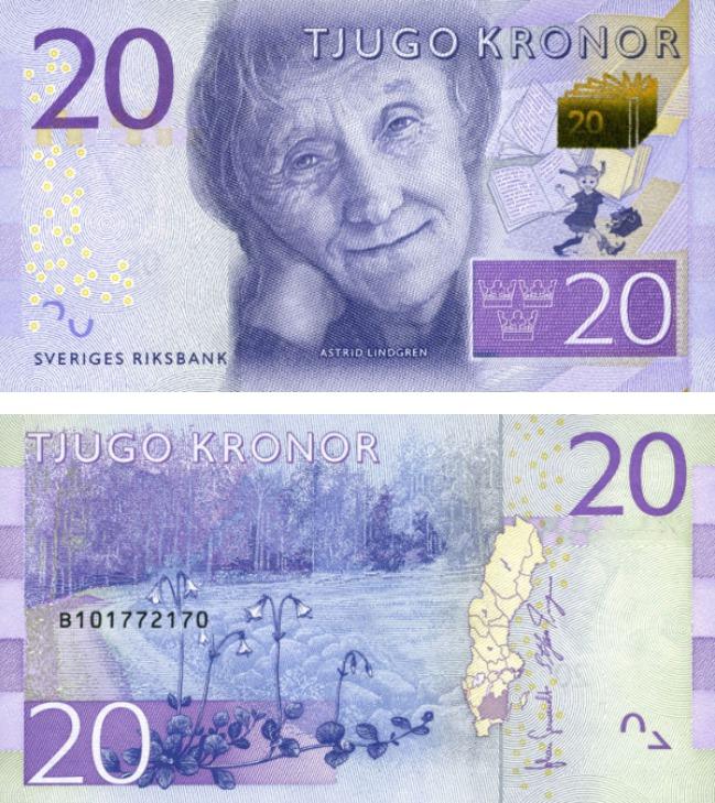 Švédská dvacetikoruna