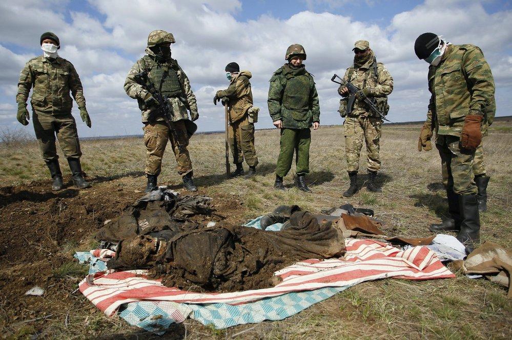 Konflikt na Donbasu trvá už od roku 2014.
