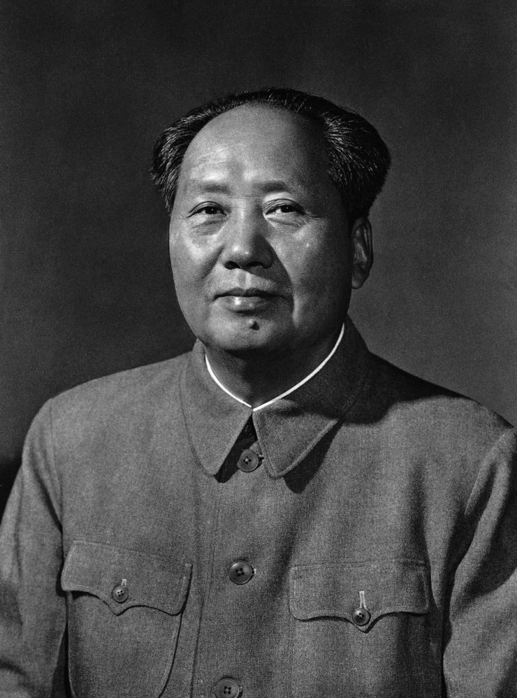 Mao Ce-tung, 1963.