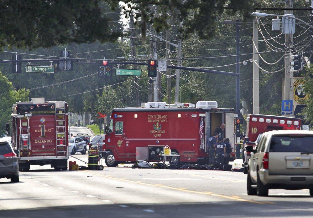 Masakr v gay klubu Pulse na Floridě. Střelec Omar Mateen v něm zabil 50 lidí a dalších 53 zranil!