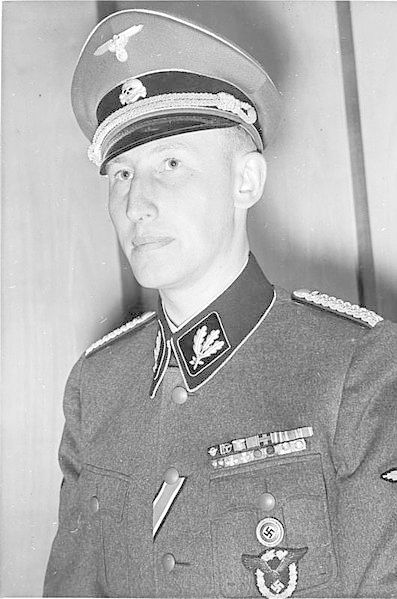 Reinhard Heydrich.