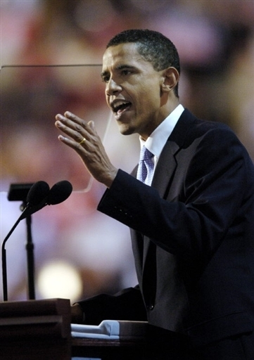Inaugurace Baracka Obamy