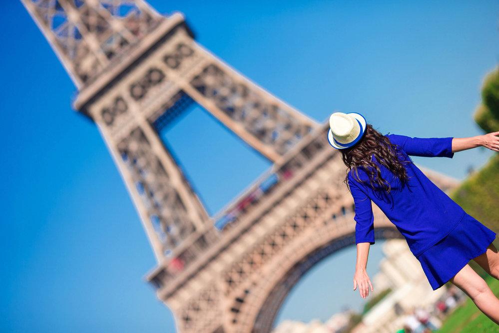 5. Eiffelova věž – pátá příčka patří konečně také nějakému evropskému místu. A nikoho nepřekvapí, že je to proslulá Eiffelova věž.