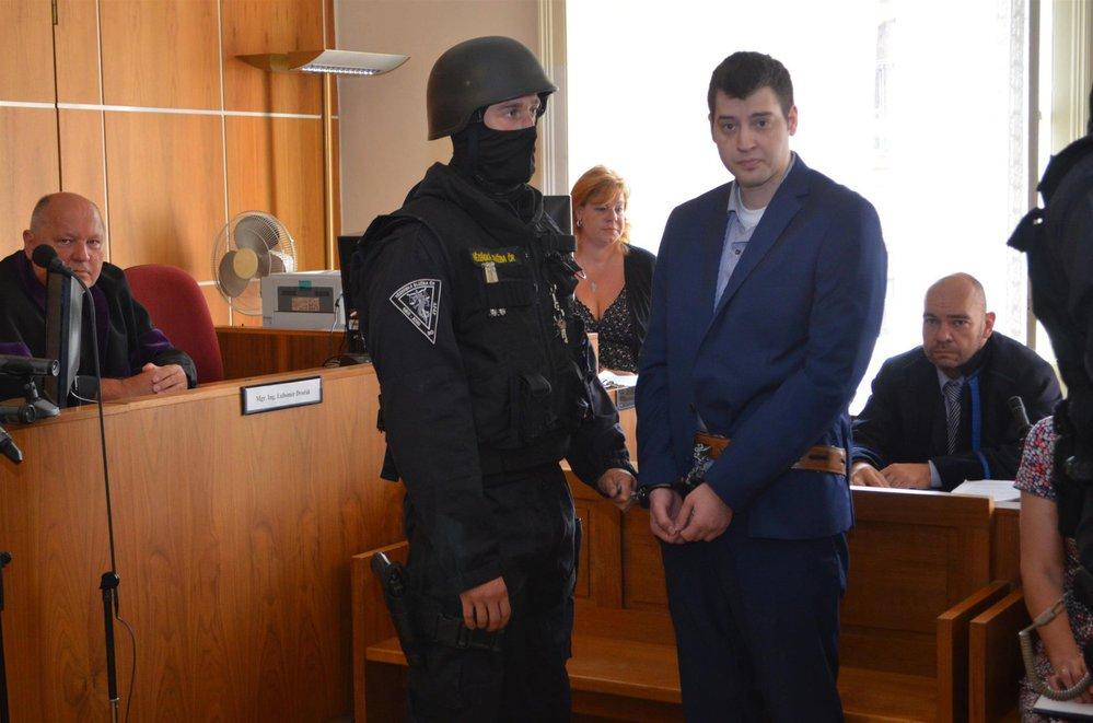 Kevin Dahlgren u soudu