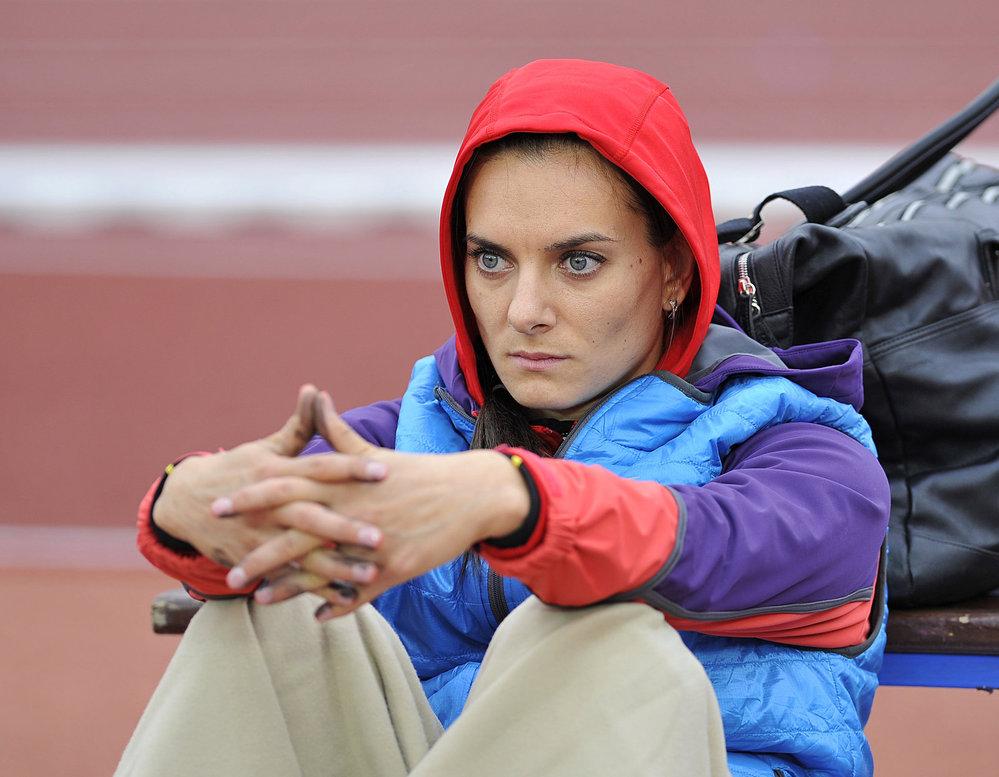 Skokanka o tyči Jelena Isinbajevová patří mezi nejvýraznější kritiky trestu pro ruské atlety