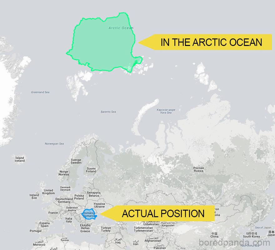 Rumunsko u severního pólu
