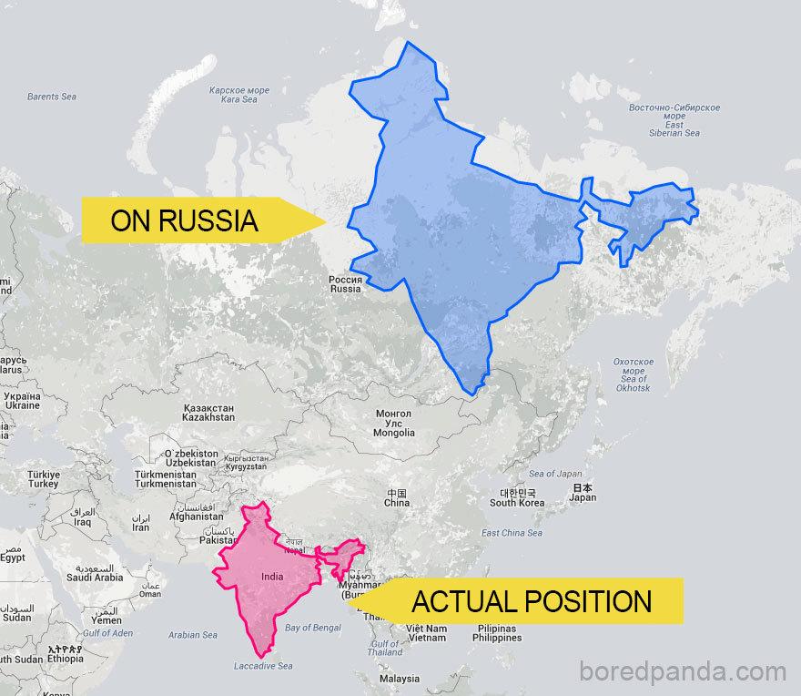 Indie posunutá na úroveň Ruska