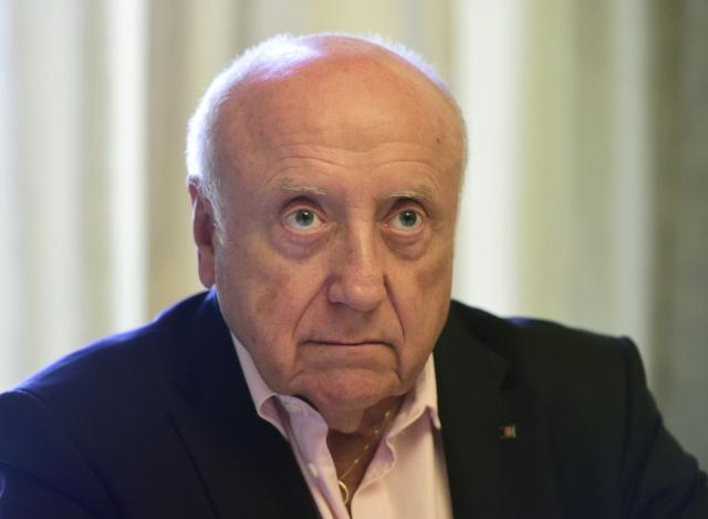 Muzikant Felix Slováček.