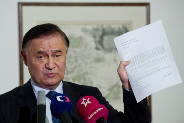 Do Senátu se chce vrátit i bývalý ředitel Horské nemocnice ve Vrchlabí Vladimír Dryml.