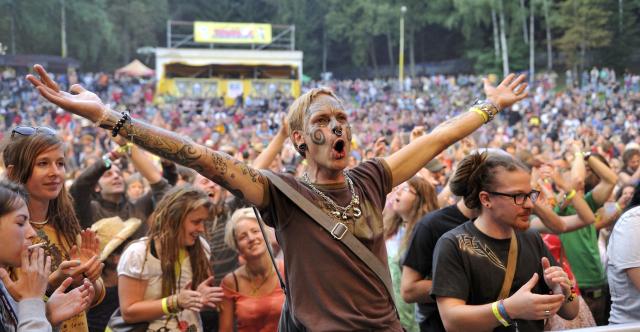 Trutnoff je nejstarším festivalem svého druhu v České republice.